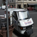 Worlds smallest food truck?