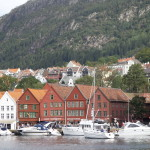 Picturesque Bergen, Norway