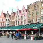 Places to eat in Markt Square.