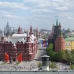 Red Square from above.