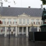 "The Royal Palace ""Noordeinde""."