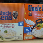 Uncle Bens.