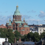 Uspenski Cathedral from 1868.