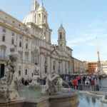 Piazza Navona - thronging with life and al fresco style atmosphere!